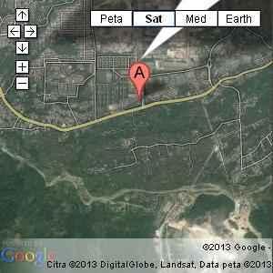 Peta Lokasi PT Igasar