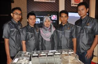 Tim Inovasi PT Igasar di Semen Indonesia Innovation Award